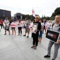 Рейнсалу: призываю сегодня всех встать в людскую цепь в поддержку народа Беларуси