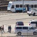 California raudteedepoos lasi mees maha kaheksa töökaaslast ja iseenda