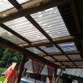 LUGEJA FOTOD: terrassikatus oli tänu tugevale rahesajule kui sõelapõhi