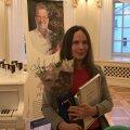 Anneli Ammase Hea Ajakirjanduse preemia esimene laureaat on LõunaLehe vanemtoimetaja Ülle Harju.