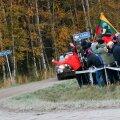50 Saaremaa ralli avamine, Kaugatoma linnakatse