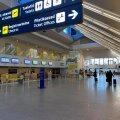 FOTOD | Kaks nakatumist lennujaama kollektiivis: koroonaviirus avastati poemüüjal ja turvatöötajal