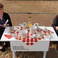 Põnev projekt: kunstnikud kutsuvad köögilaua taha Euroopa tuleviku üle arutlema