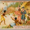 Kolumbus Haiitil.