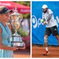Eesti meistrid 2021 Maria Lota Kaul ja Vladimir Ivanov.