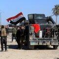 Iraagi valitsusväed asusid Hiti linna Islamiriigilt tagasi vallutama