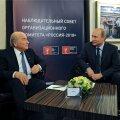 """Kadri Liik: FIFA-t rünnates ründas lääs Putini """"oma inimesi"""""""