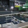 Tuumajaama kütusevardaid ümbritseb jahutusvesi