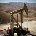 Naftapuurtorn Californias.