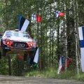Craig Breen 2019. aasta Soome rallil.