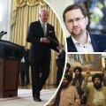 1. Joe Biden Afganistani-kõne pidamise järel. 2. Jaak Madison. 3. Taliban Kabulis presidendipalees