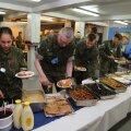 Eesti kaitseväelaste jõulud Liibanonis