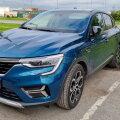 Garaažist välja: uus Renault Arkana – kena ja kõrgele tõstetud kupee