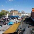 Dalston: üks Londoni 35 olulisemast keskusest linna kirdeosas. (Foto: Topfoto/Scanpix)