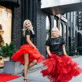ФОТО | Миссис Эстонии 2017 и ее мама стали моделями в совместной фотосессии