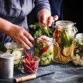 Mida ja kuidas hoidistada, et sügistalvisel ajal oleksid tervislikud toiduained kapist võtta? Toitumisterapeut soovitab