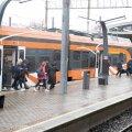 Из-за ремонта железной дороги изменится расписание поездов между Таллинном и Раквере