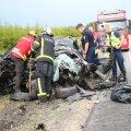 Hukkunuga lõppenud liiklusõnnetus Nõo lähistel