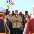 """Venezuela president Maduro lubas """"hullunud vähemuse"""" maha suruda"""