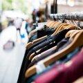 В Эстонии одежда стоит дороже, чем в среднем в Европе
