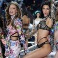 В последнем шоу Victoria's Secret участвовали знаменитые топ-модели Винни Харлоу, Джиджи Хадид, Кендалл Дженнер и Алексина Грэм