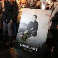 Погибшему в теракте французскому учителю Самюэлю Пати поставят памятник