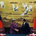 Hiina peaminister kinnitas, et Hiina ei kavatse Euroopat üles osta