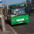 Seoses trammiteede remondiga avati eile asendusbussiliin nr. 42.