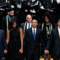 VIDEO: Obama avaldas Dallases austust mahalastud politseinikele, kuid tunnistas ka politseivägivalla probleemi