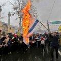 Iisraelile lubati Iraanist peatset leina ja Netanyahu kiirustab visiidilt kodumaale