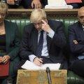 Johnsonit ootab Briti parlamendis ees uus lahing Brexiti edasilükkamise eelnõu ja ilmselt uute valimiste üle