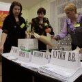 Venemaa Valijate Liiga: presidendivalimised olid ebaõiglased, ebaausad ja võltsitud