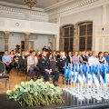 ФОТО | Десятки жителей Таллинна принимали поздравления с получением гражданства Эстонии