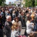 Delfi Moskvas: 60 000 rahumeelse linlase kontrolljalutuskäik meenutas juba laulvat revolutsiooni
