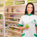 Helle Saad, Benu Jüri apteegi farmatseut