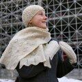 Müts, sall ja kindad on Eestimaa talves igati asjakohased riietusesemed.