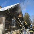 Järvamaal Türi vallas põles maja