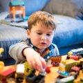 Kuidas laps iseseisvalt mängima suunata? Vaata üle tema tuba ja mänguasjad