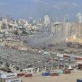 Beiruti plahvatus ähvardab niigi kriisist kriisi elava Liibanoni päris põlvili suruda