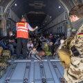 Saksa sõdurid sattusid Kabuli lennuväljal tulevahetusse, hukkus üks Afganistani julgeolekujõudude liige