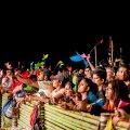 Ziro muusikafestival Indias.