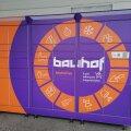 В Эстонии появятся посылочные автоматы Bauhof