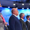 """Путин назвал кандидатов в первую пятерку списка """"Единой России"""" на предстоящих выборах. Среди них не оказалось Медведева"""
