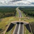 Euroraha abiga saaks Eestis maanteid veelgi rohkem kaasajastada, kui ainult suudetaks summad suudetaks võtta.