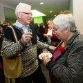 FOTOD: Sotside üldkogu lõpus kõlistati klaase
