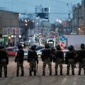 Politsei blokeeris eile Moskva kesklinna