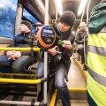 Transpordiamet: ühiskaardi valideerimisega kogutavate andmete turvalisuse pärast pole vaja muretseda