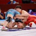 Ongi olümpia läbi. Hiroe Minagawa võtab kaks punkti ja saadab Epp Mäe kohvreid pakkima.