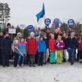 Nii me tähistasime Eesti sünnipäeva ja vastlapäeva.
