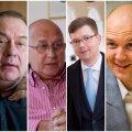 Центристы утвердили кандидатов на посты вице-мэров Таллинна